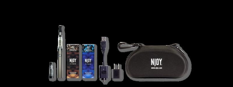 NJOY:Free Economy Vaping Kit w/FS $0.00