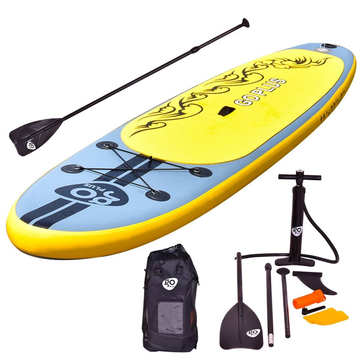 "SUP Inflatable 11' x 6"" thick - $260 (Price Drop!) $259.99"