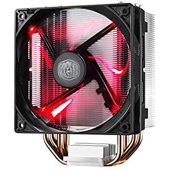 Cooler Master Hyper 212 LED CPU Cooler $14.99 @ Amazon