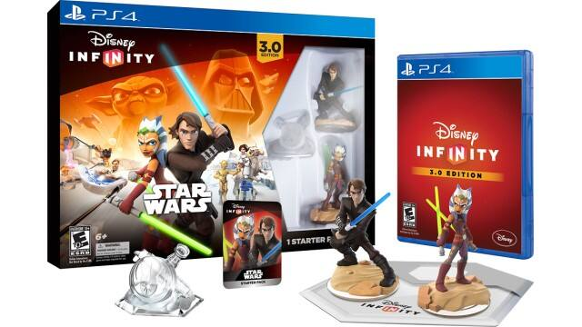 Disney Infinity 3.0 Starter Sets - 39.99 @ Best Buy