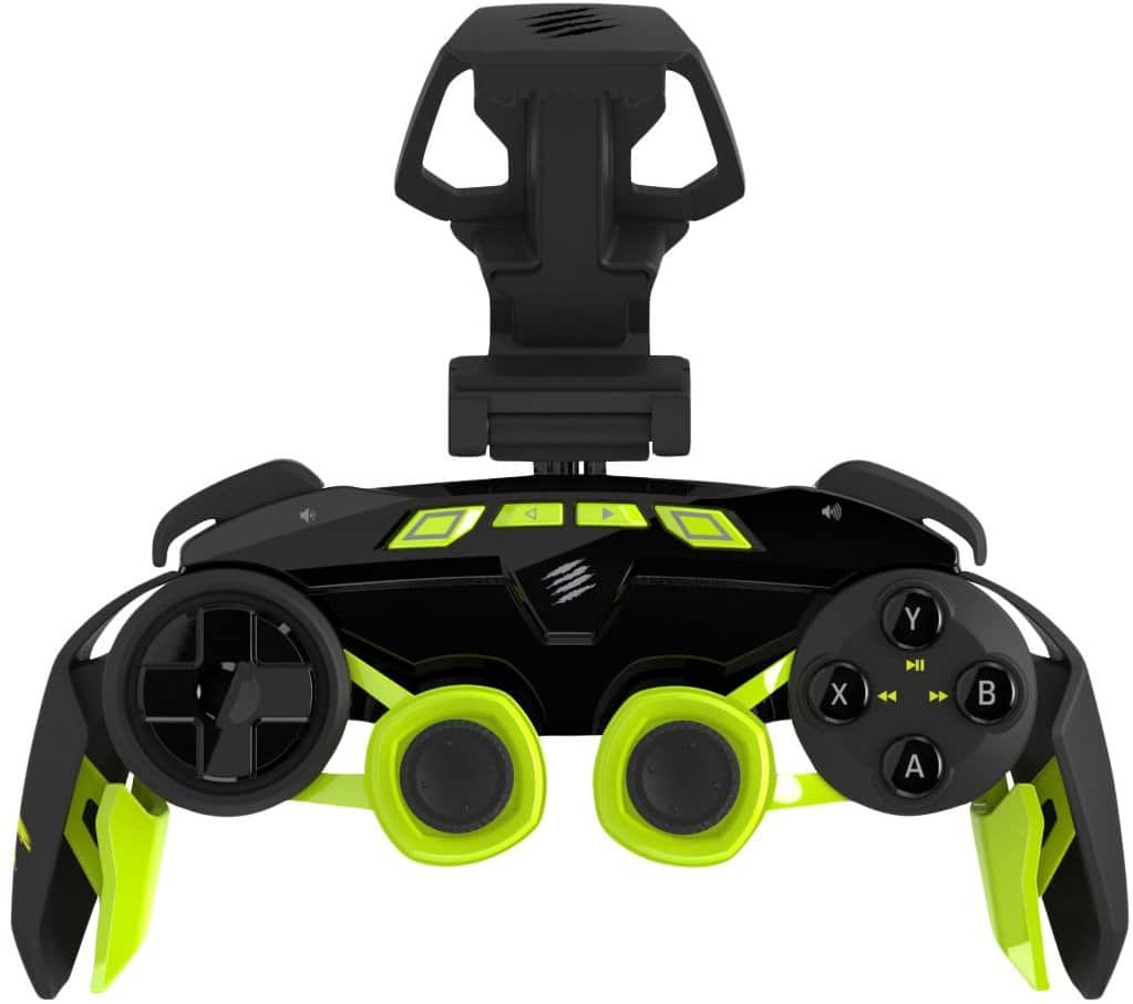 Mad Catz L.Y.N.X. 3 Folding Bluetooth Gamepad for Android and Windows $27.99
