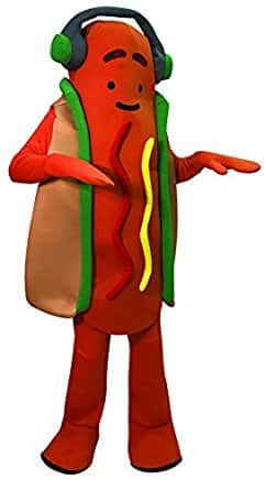 Official SnapChat Hotdog Costume - $79.99 [Amazon]