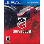 Driveclub (PS4) $22.93 @ Walmart.com