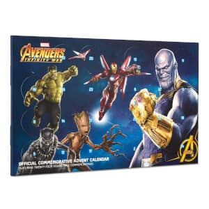 Star Wars Collectible Coin Advent Calendar - Limited Edition - $24.99 (reg. $69.99) - Also Disney, DC Comics & Avengers