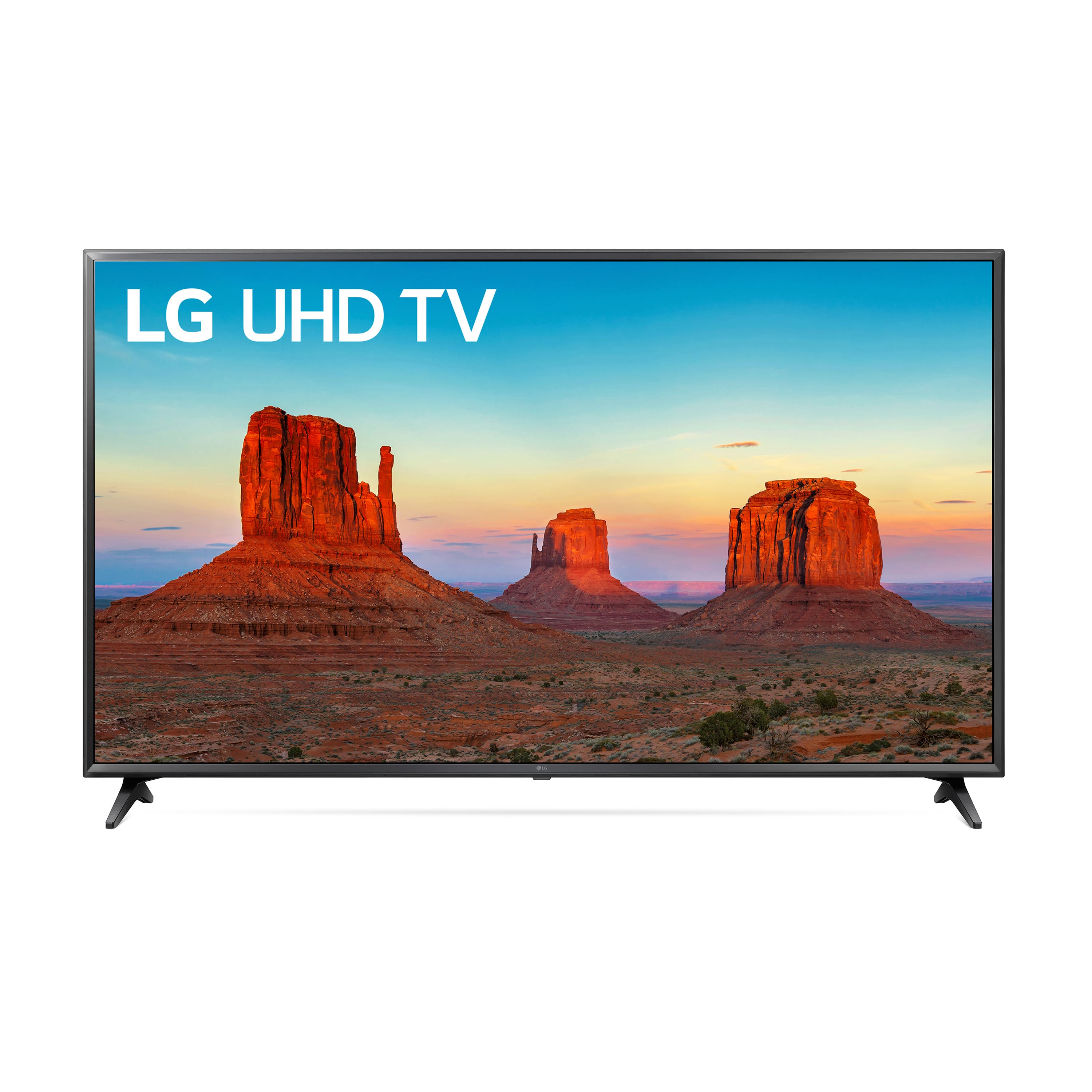 "LG 65"" Class 4K (2160) HDR Smart LED UHD TV 65UK6200PUA Walmart Clearance B&M YMMV - $154.00"