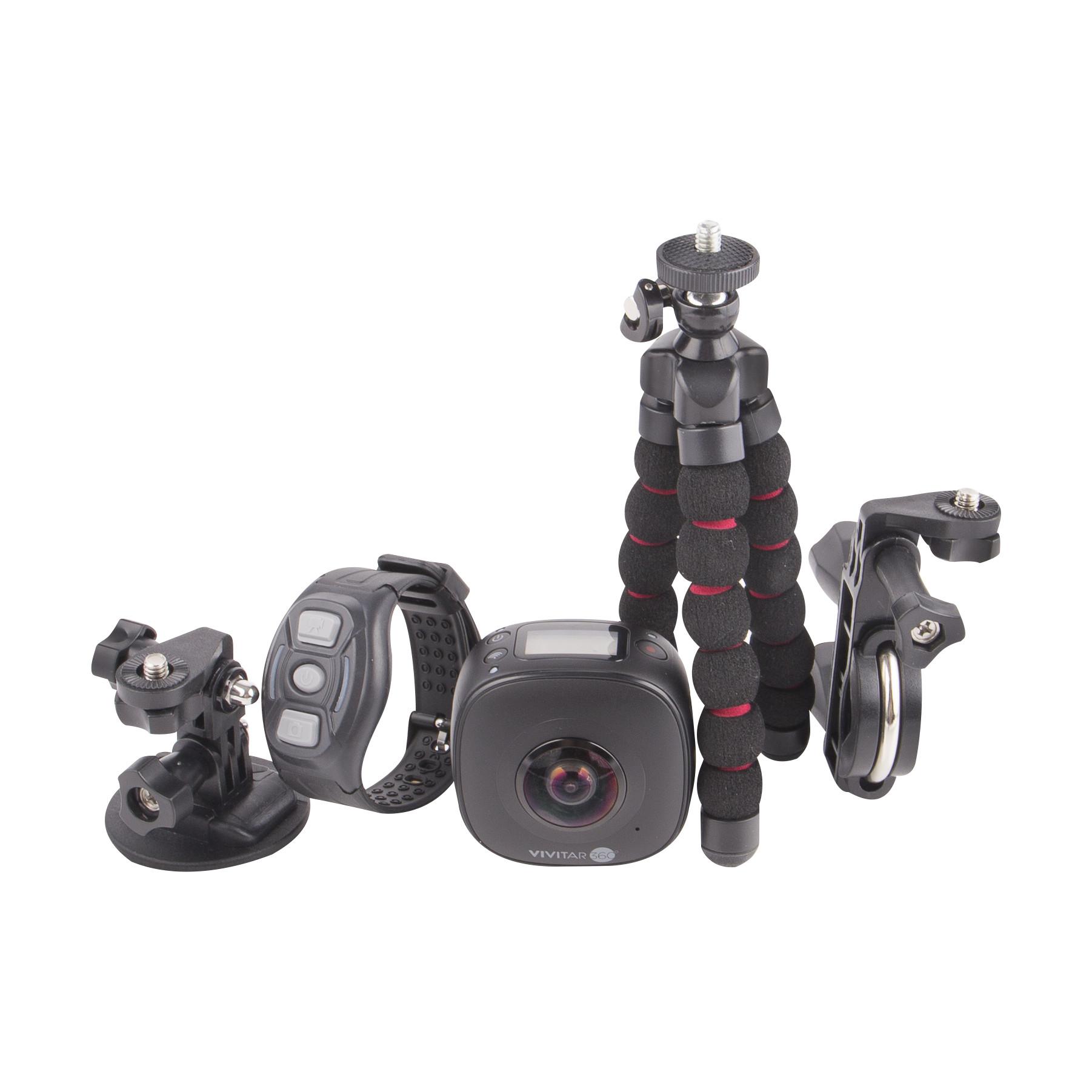 Vivitar 360 Action Camera $17.00 YMMV Clearance @ Walmart B&M