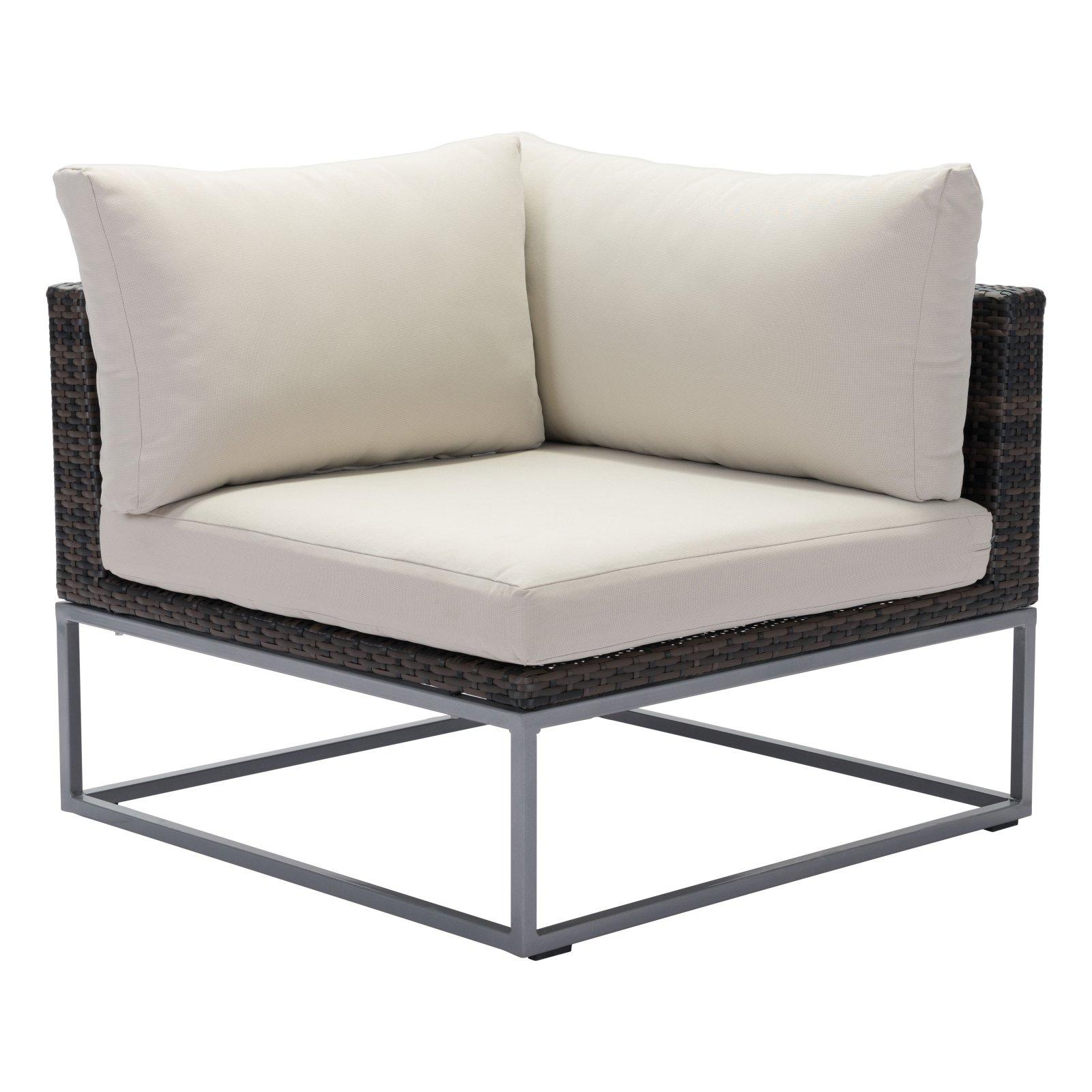 Zuo Modern Malibu Aluminum Patio Corner Chair - $7.00 (Orig $699) - Walmart B&M EXTREME YMMV