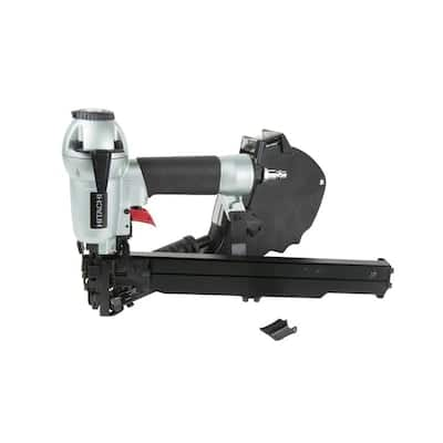 Hitachi 18-Gauge 7/16-in Medium Crown Cap Pneumatic Stapler N3808AP - $89.00 @ Lowes.com FS