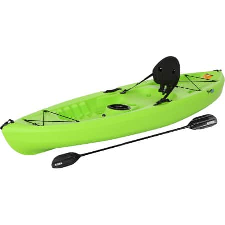 Lifetime Tahoma SOT 10ft Kayak, Lime Green with Paddle with Free Ship-2-Store @ Walmart