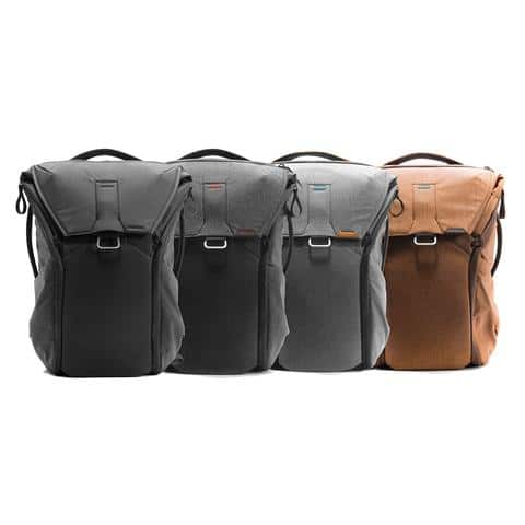 Peak Design V1 Everyday Bag Clearance - 20% off all V1 bags + Free Shipping - $79.96 - $207.96