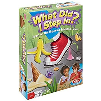 ADD ON ITEM: Ideal What did I step In? Game - $2.10