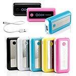 5600mAh Portable External Battery USB Charger Power Bank $7.99
