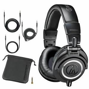 Audio Technica ATH M50x Headphones $102.64