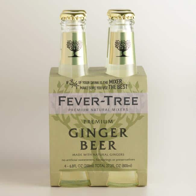 World Market B&M ONLY Fever-Tree Premium Mixer for a 4-pack $3.24