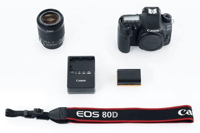 Canon 80D with EF-s 18-55mm f3.5-5.6 IS STM Kit Refurbished from Canon store! 779.99 $779.99