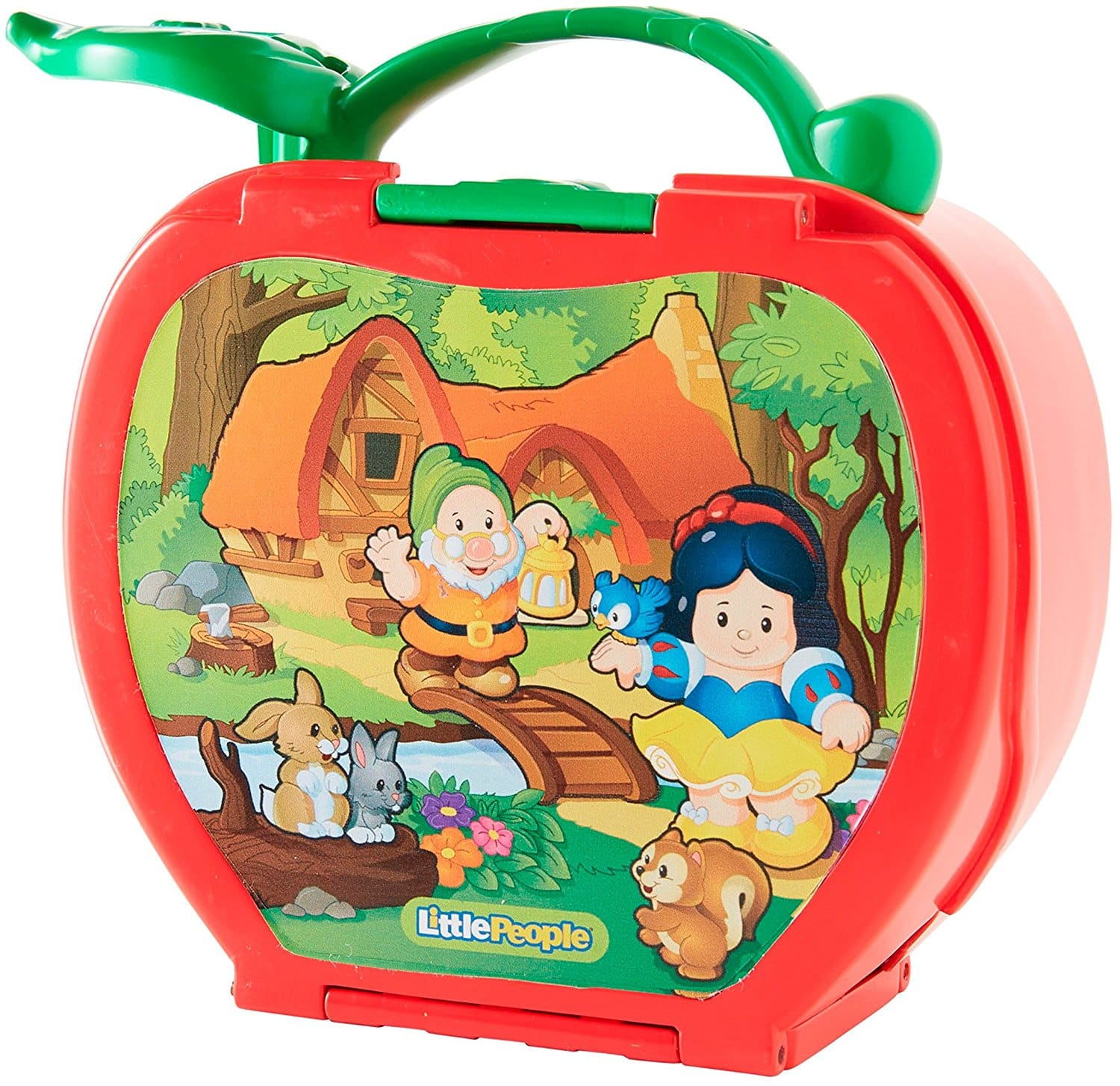 Fisher-Price Little People Snow White Apple Playset $8.66