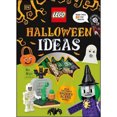 Buy 2 Get 1 Free: Lego Activity Book w/ Minifigure (Harry Potter, Lego City) from 3 for $14.20