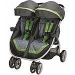 Graco FastAction Fold Duo Double Stroller $189 + Free Shipping @ Albee Baby