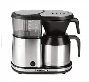 Bonavita BV1500TS 5-Cup Carafe Coffee Brewer $79.96 @ Amazon
