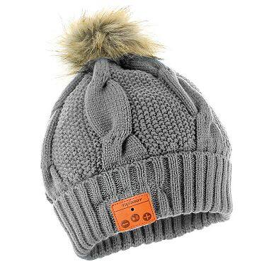Tenergy Bluetooth Hands-Free Knit Beanie $4.92