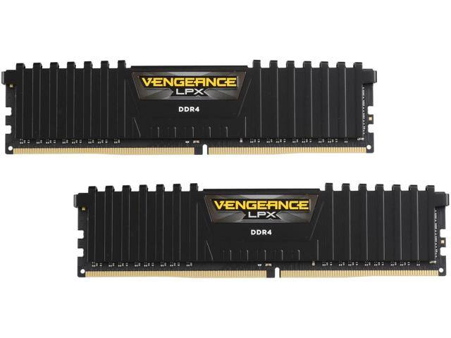 CORSAIR Vengeance LPX 16GB RAM (2 x 8GB) DDR4 2400 (PC4-19200)  $139.99 + free shipping( Free 2-day with Shoprunner)