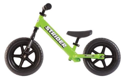 STRIDER™ 12 Sport No-Pedal Balance Bike - Green at Target for $67.49