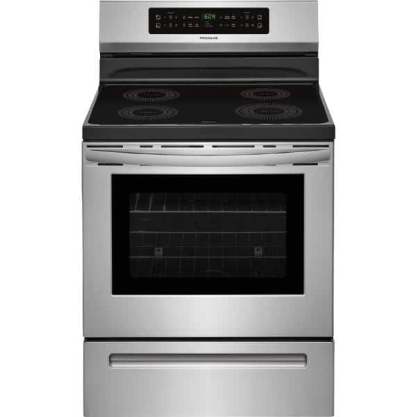 Frigidaire FFIF3054TS Induction Range with Self-Cleaning Oven @ Home Depot - $797.40