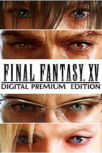 FINAL FANTASY XV Digital Premium Edition $30 if you have XBOX Live Gold
