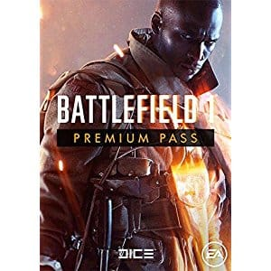 Amazon.de (AMAZON GERMANY) Battlefield 1 Premium Pass PC Origin 14.99€
