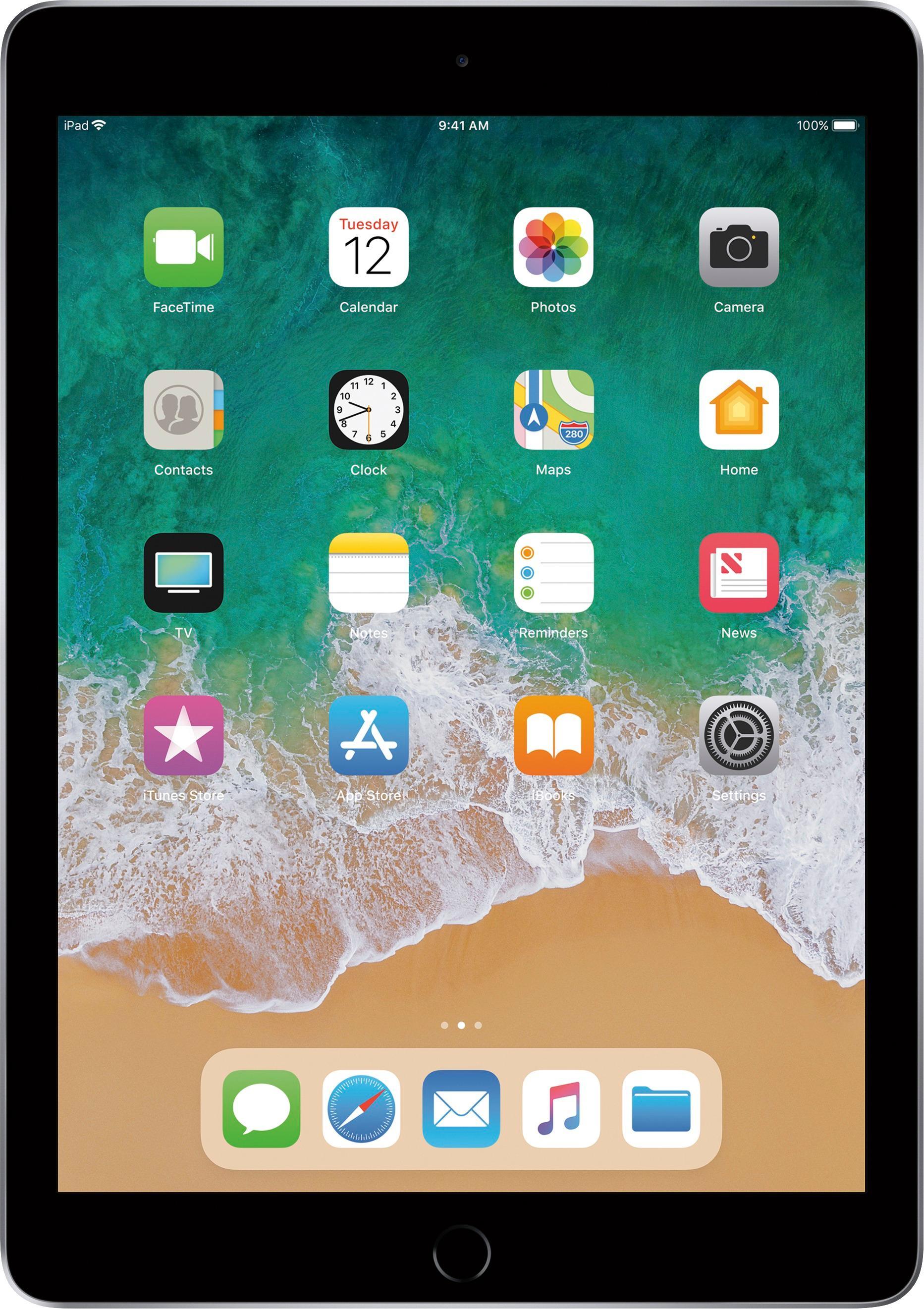 Apple - iPad (Latest Model) with WiFi - 32GB $249.99 (Elite/Elite Plus Access)