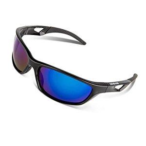 RIVBOS Polarized Sports Sunglasses unbreakbale $12.98 @ Amazon (6 colors)