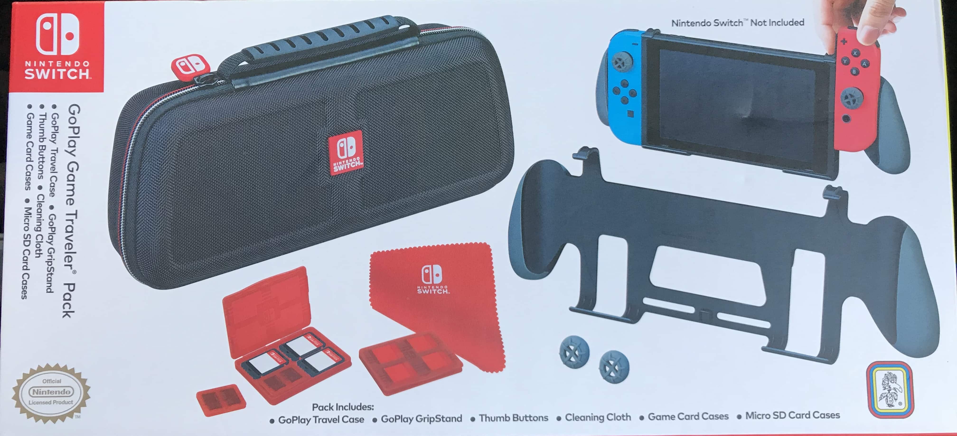 Target Store ONLY??? Nintendo Switch Big Hands Grip $39.99