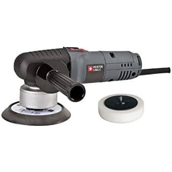 PORTER-CABLE 7346SP 6-Inch Random Orbit Sander with Polishing Pad via Amazon_$99.00