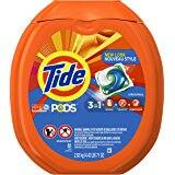Tide PODS 4 in 1 HE Turbo Laundry Detergent Pacs, Botanical Rain Scent, 61 Count Tub via Amazon for $11.97 w/ S&S w/ FREE S&H