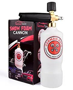 """Professional Snow Foam Cannon Adjustable Lance Pressure Washer Jet Wash with 1/4"""" Quick Connector via Amazon_$16.99 w/ FREE S&H and NO TAX"""