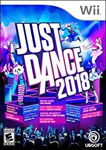 Just Dance 2018 - Wii via Amazon for $19.00