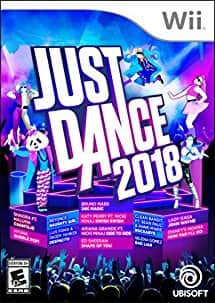Just Dance 2018 - Wii via Amazon for $19.88