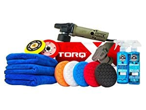 Chemical Guys BUF_209X Complete Detailing Kit (13 Items, TORQ TORQX) via Amazon for $129.99