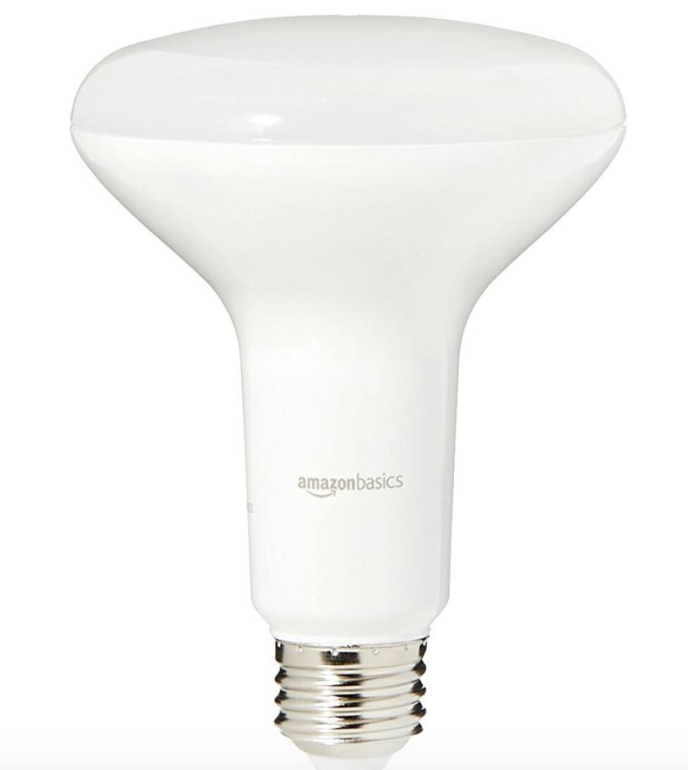 Amazon BR30 Soft White BR30 Dimmable LED Bulbs