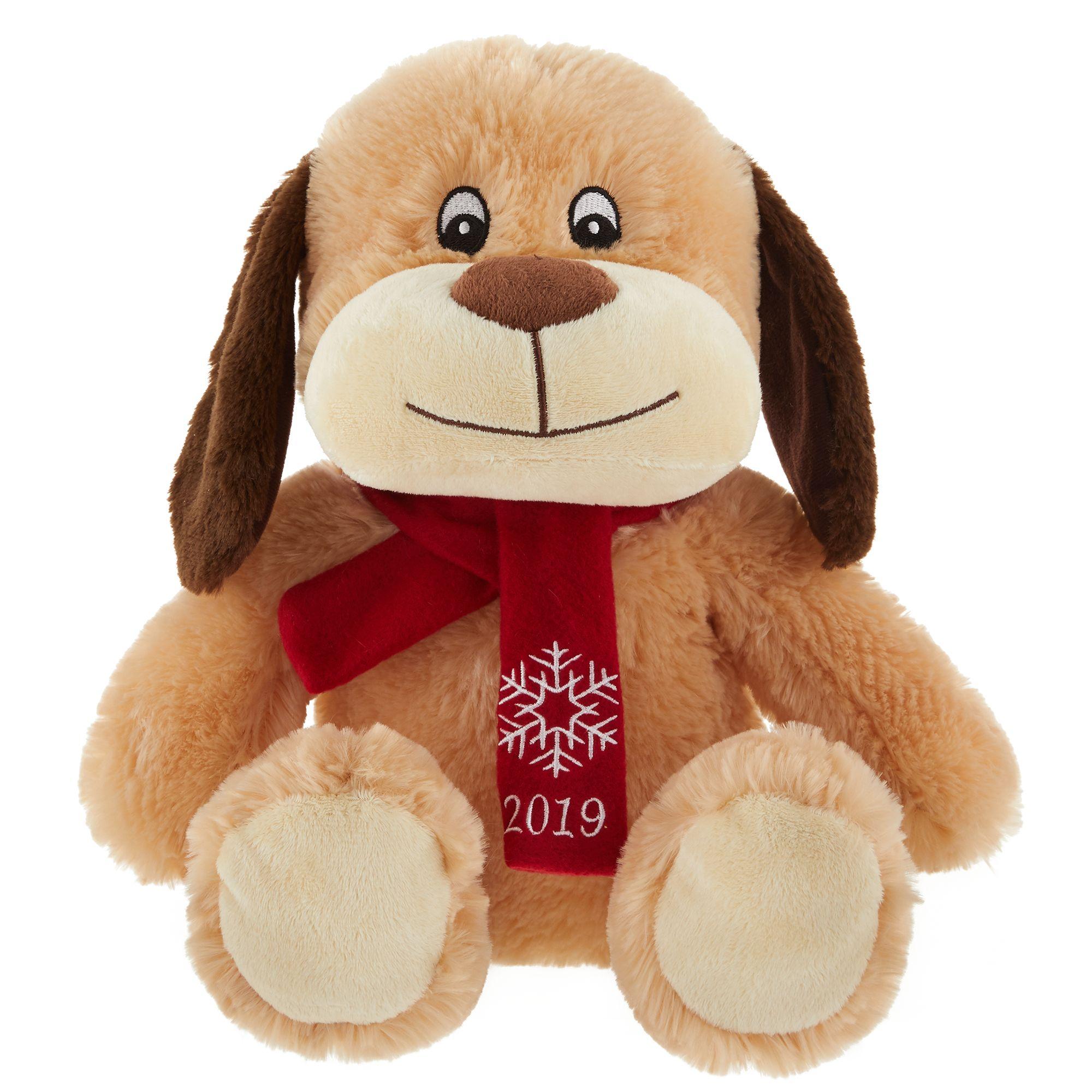 Petsmart Holiday Plush Dog Toys B&M only $2.47