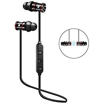 Bpro-US Bluetooth 4.1 Sport Headphones, $9.99 AC/FS