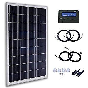 100 Watt Solar Panel Kit, $150.44 AC/Shipping