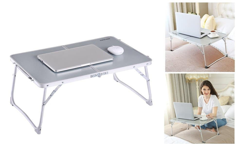 Portable Laptop Table - Multiple Colors, $16.19 AC/Shipping