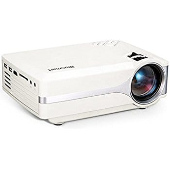LED Mini Projector (the size of an iPad!), 1080p, 2000 lumens, $77.80 AC/Shipped
