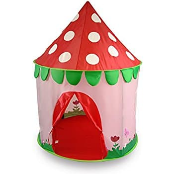 Girl's Princess Castle Play Tent! $24.74 AC/Shipped
