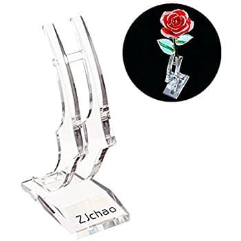 24k Gold Rose with Display Stand: $34.99 AC/Shipping