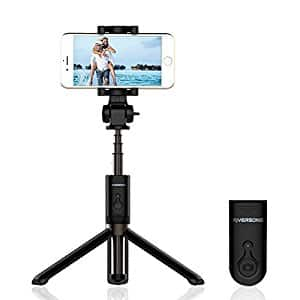 Riversong Selfie Stick Tripod w/ Bluetooth Remote! $13.99 AC/Shipping