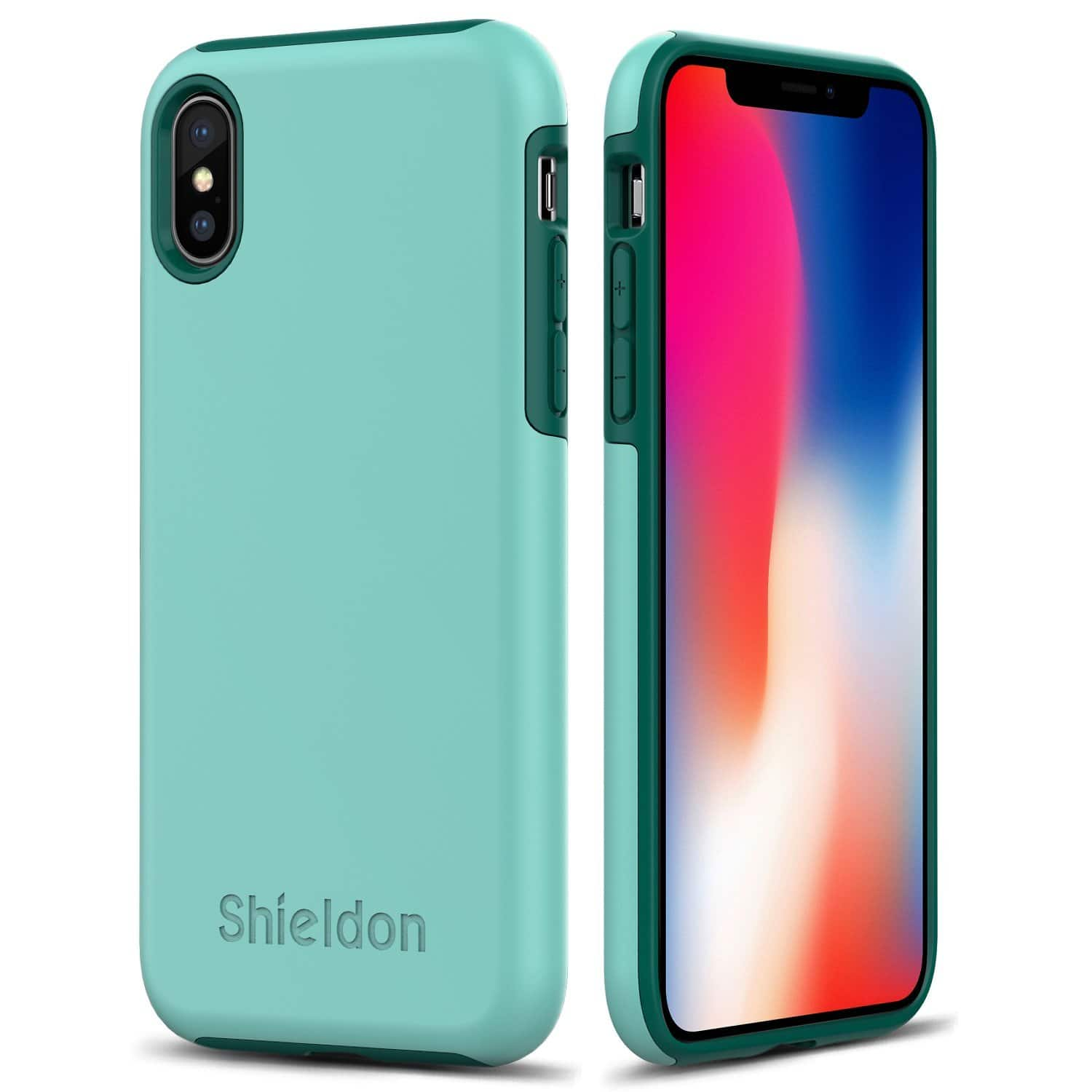 Shieldon: iPhone X Cases, Various Colors, $2.99 AC/Shipping