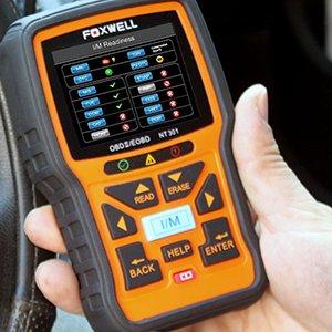 Foxwell NT301 Car Problem Diagnostics OBD2 Scanner, $48.99 AC/Prime Shipping