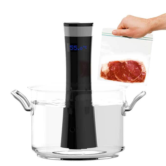 Costco - Sansaire Sous Vide Immersion Circulator $149 + Free Shipping